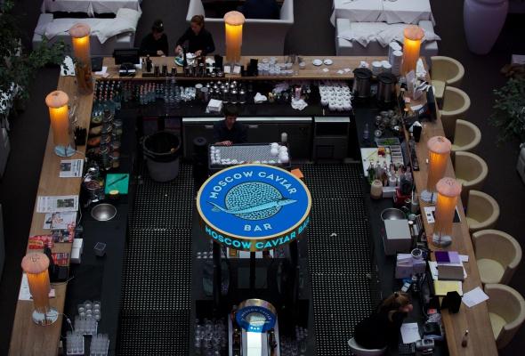 В Clumba Club открылся икорный бар - Фото №1
