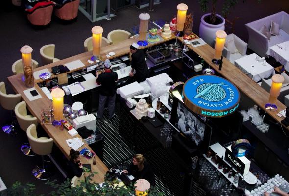В Clumba Club открылся икорный бар - Фото №2