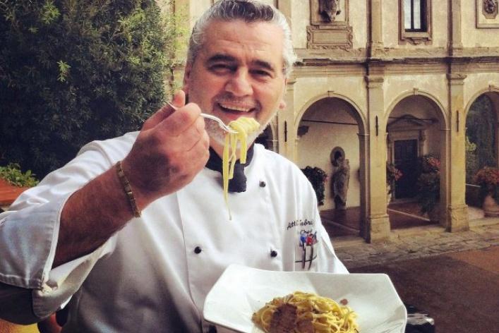 Гастроли итальянских шефов