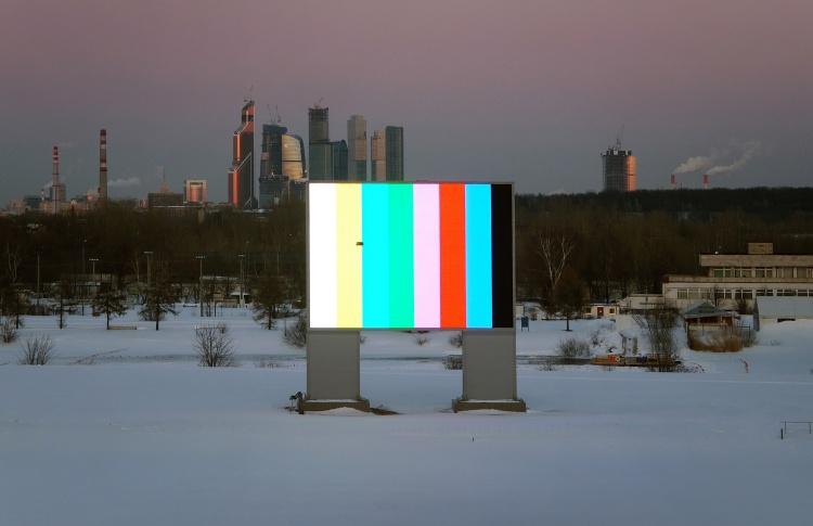 Андрей Абрамов «Симуляторы городского ландшафта»