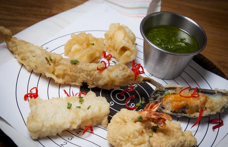 23 февраля: брутальная еда в ресторанах Фото №427177
