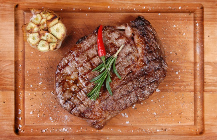 23 февраля: брутальная еда в ресторанах Фото №427178