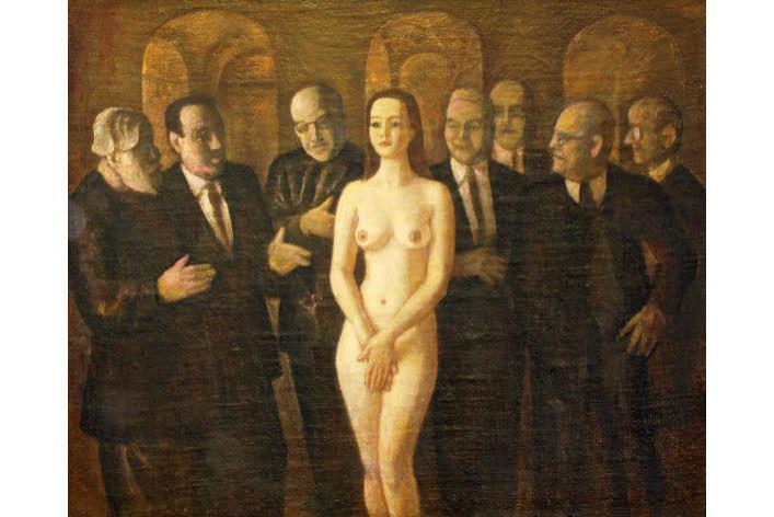 Женский образ в искусстве