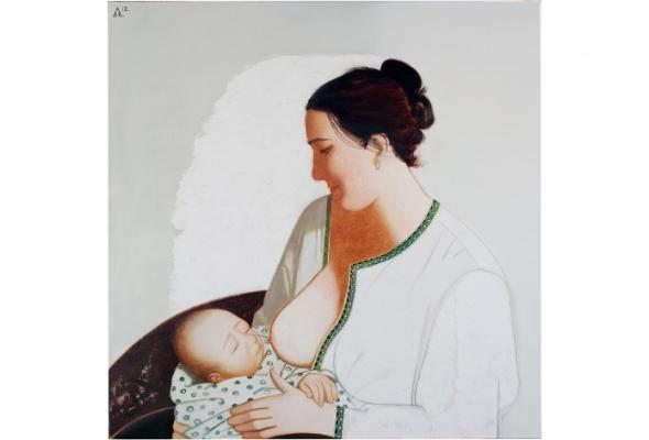 Женский образ в искусстве. РОСИЗО - Фото №1