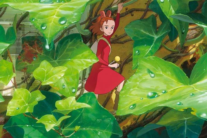 5 мультфильмов студии «Гибли»