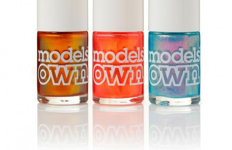 Models own: крась и пахни