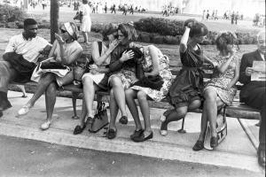 Гарри Виногранд «Женщины прекрасны»