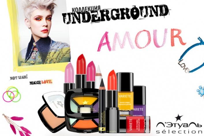 Новая эпатажная коллекция макияжа и аксессуаров от Л'Этуаль sélection