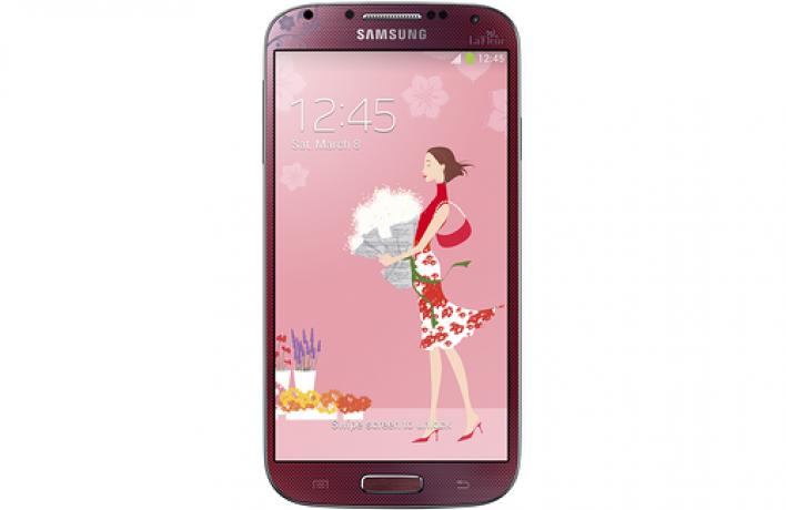 Samsung представляет новую линейку дизайнерских смартфонов