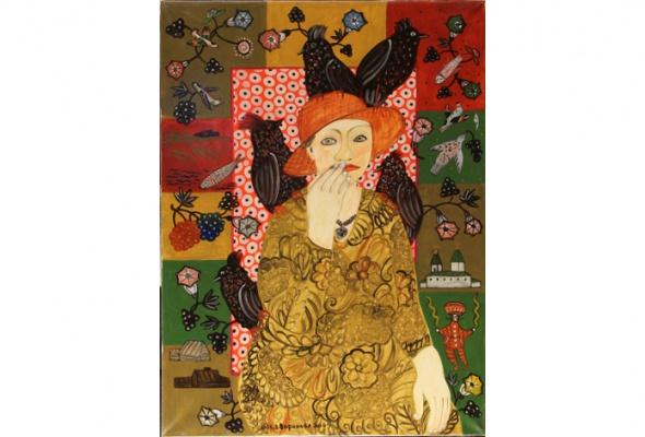 Женский образ в искусстве. РОСИЗО - Фото №2