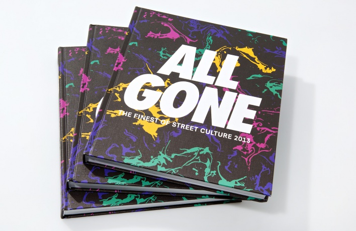 PUMA совместно с FOTT представят книгу All Gone