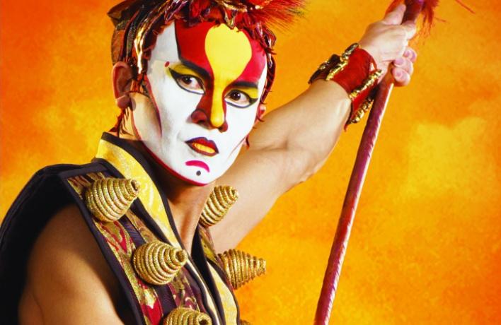 MasterCard Бесценная Москва и Cirque du Soleil дарят уникальный шанс попасть за кулисы всемирно известного шоу Dralion