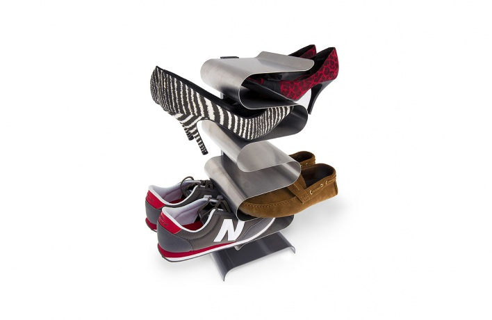 6 полок  для обуви