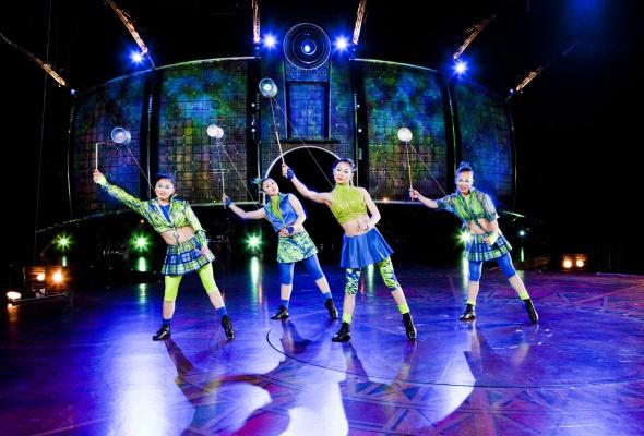 Dralion. Cirque du Soleil - Фото №6