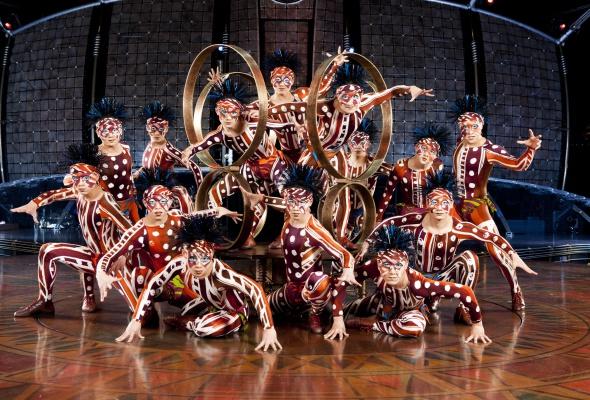 Dralion. Cirque du Soleil - Фото №4