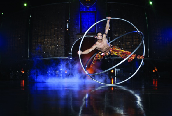 Dralion. Cirque du Soleil - Фото №3