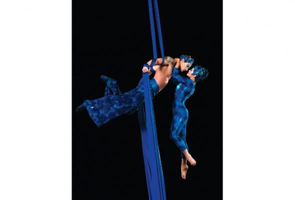 Dralion. Cirque du Soleil - Фото №1