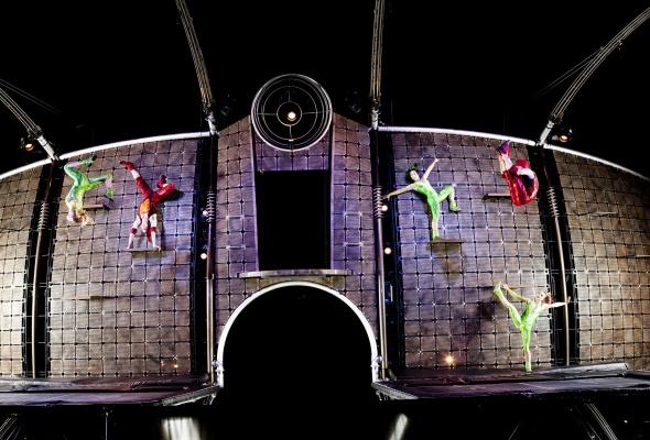 Dralion. Cirque du Soleil - Фото №0