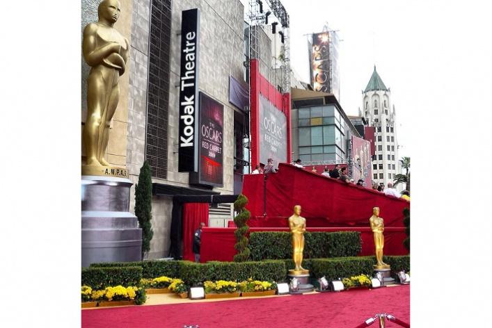 «Оскар-2014»: главные инстаграмы