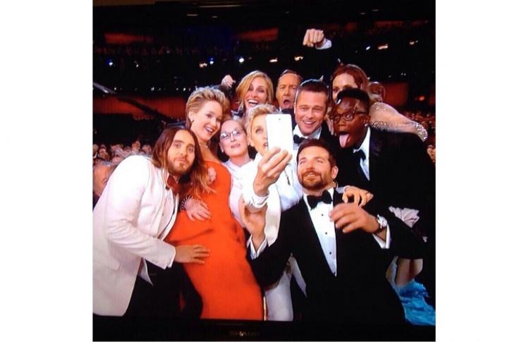 «Оскар-2014»: главные инстаграмы Фото №428484