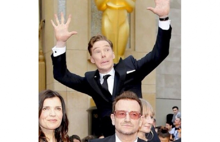 «Оскар-2014»: главные инстаграмы Фото №428488