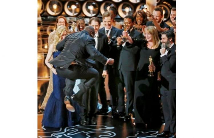 «Оскар-2014»: главные инстаграмы Фото №428501