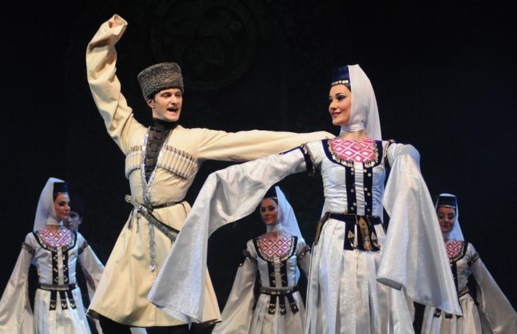 Эрисиони. Сокровище Грузии. Концерт отменен