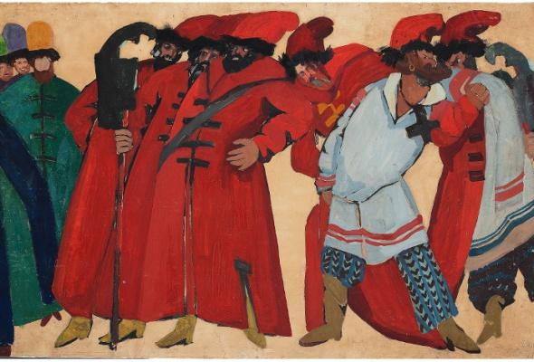 Художник Фёдор Федоровский (1883-1955). Легенда Большого театра - Фото №0