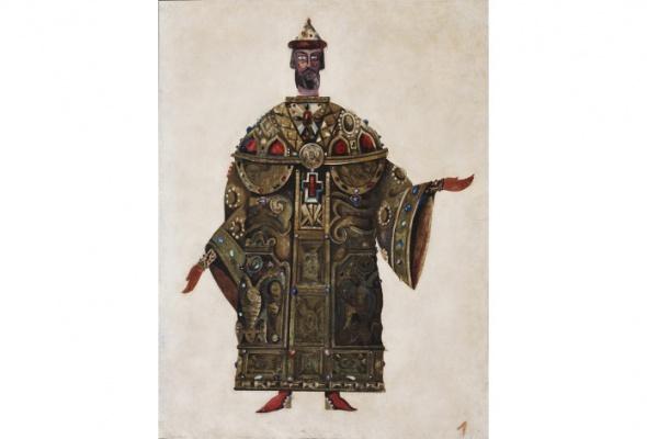 Художник Фёдор Федоровский (1883-1955). Легенда Большого театра - Фото №5