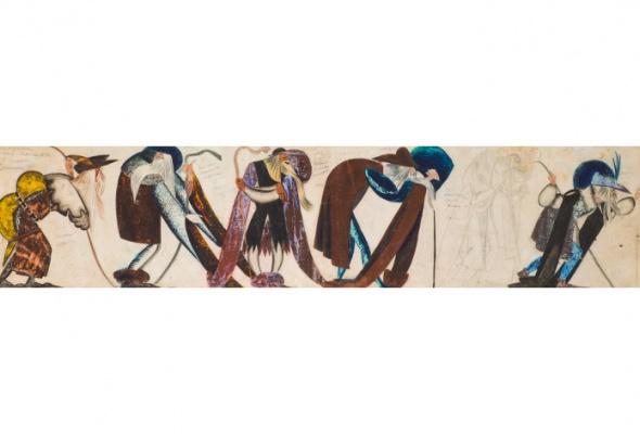 Художник Фёдор Федоровский (1883-1955). Легенда Большого театра - Фото №3