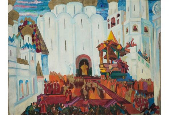 Художник Фёдор Федоровский (1883-1955). Легенда Большого театра - Фото №1