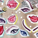 Новые стандарты красоты: Макияж
