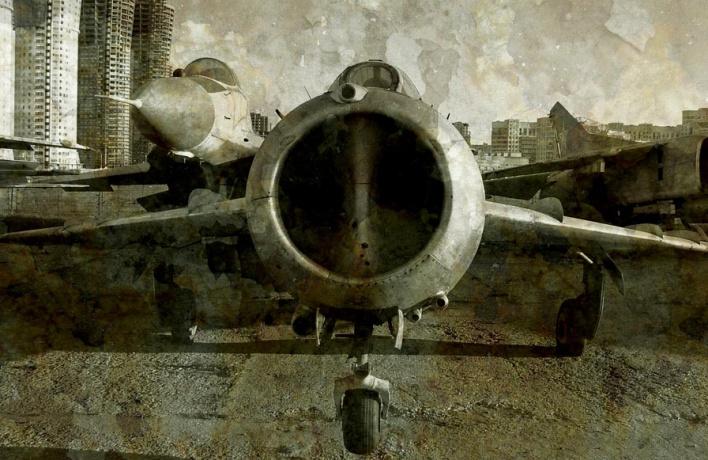 ВВС. Подъемная сила