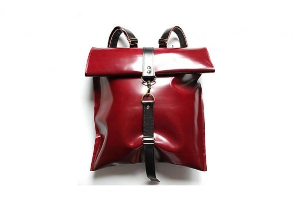 Где найти кожаный рюкзак - Фото №1