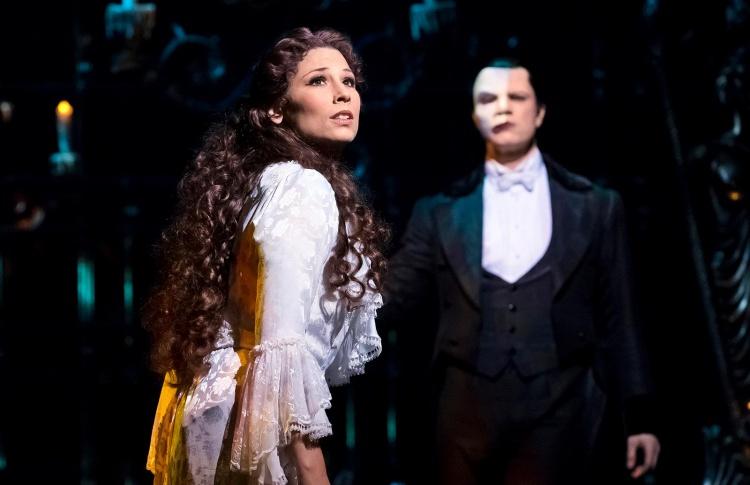 Объявлена дата российской премьеры мюзикла «Призрак оперы»