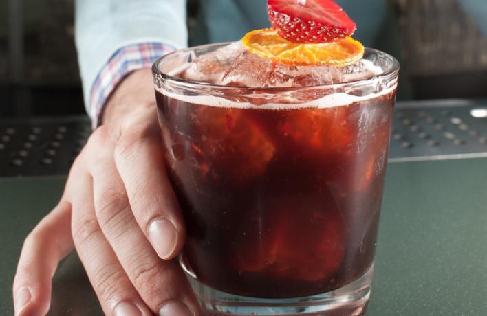 5 лучших аперитивных коктейлей