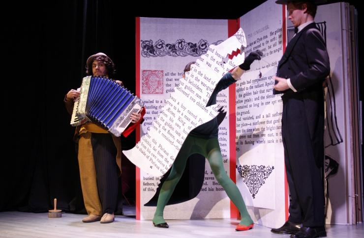 Фестиваль детских театров &laquoКарабас&raquo