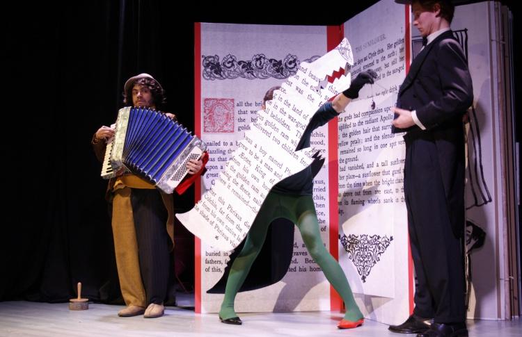 Фестиваль детского театра &laquoКарабас&raquo