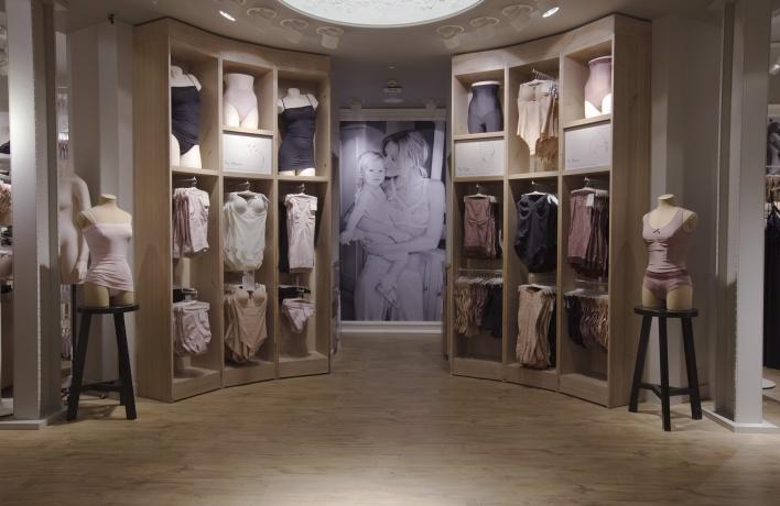 Открытие бутика Triumph в новой концепции