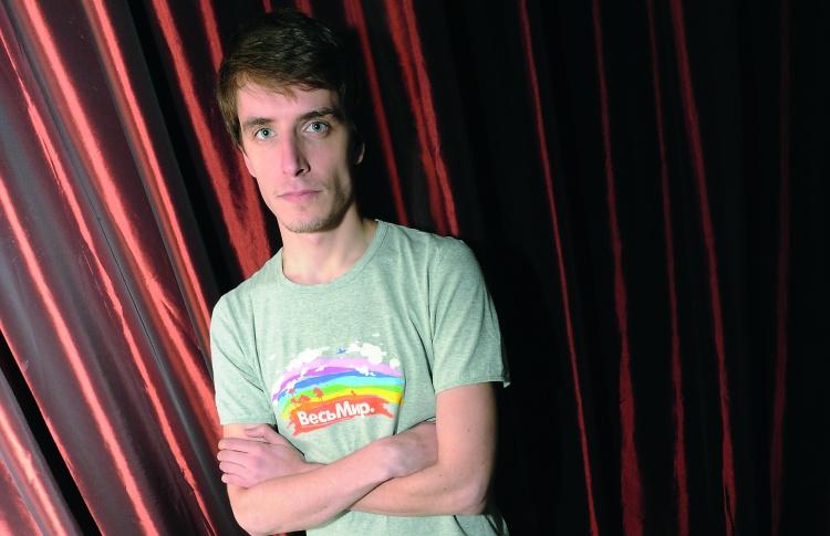 Кирилл Иванов: «Этот альбом, наверное, чересчур травматичный, совсем не детский»