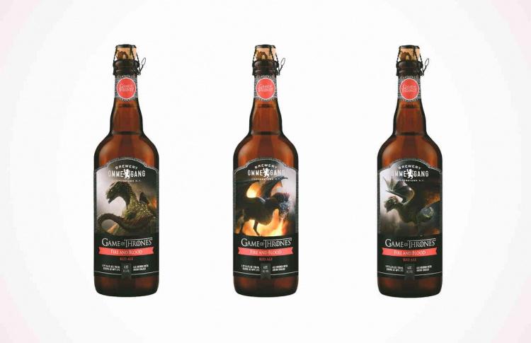 К новому сезону «Игры престолов» выпустили крафтовое пиво