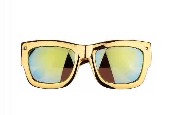 Зеркальные очки - Фото №5
