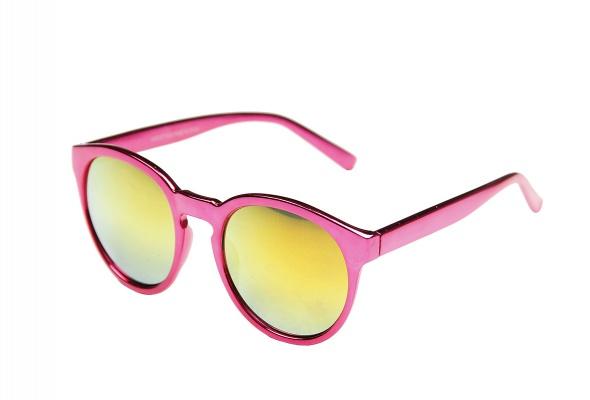 Зеркальные очки - Фото №1