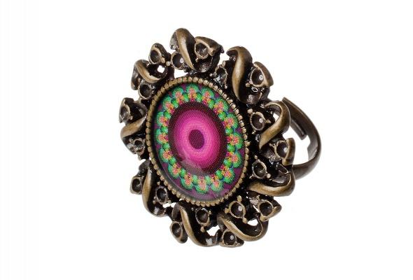 Коктейльные кольца - Фото №4