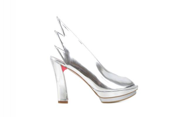 Футуристическая обувь - Фото №2