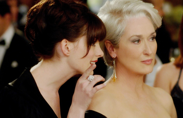 miranda priestly ob Follow/fav a spot in a crowded room by: but you're aren't miranda priestly right now are you, miriam the ride to the ob-gyn was a comfortable quiet.