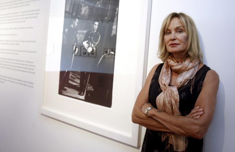 Джессика Лэнг о своей фотовыставке «Незримое»
