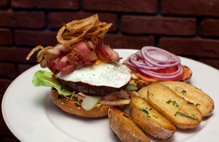 Лучшие бургеры: выбор Time Out Фото №430299