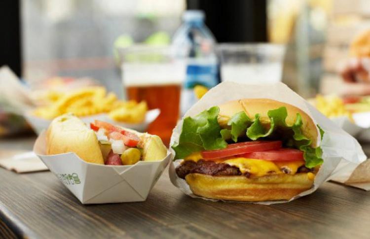 Лучшие бургеры: выбор Time Out Фото №430328