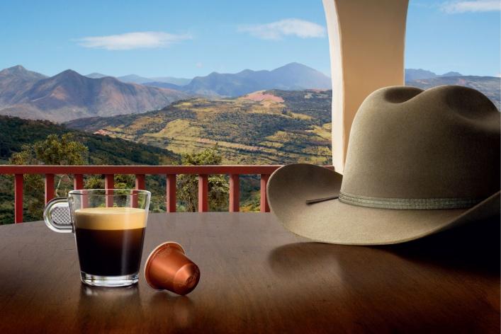 Компания Nespresso выпустила весеннюю колекцию сортов Colombian Terroirs